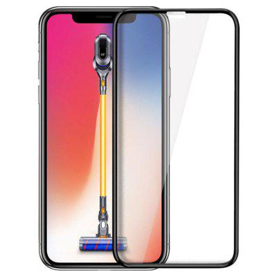 Practical Tempered Glass Screen Protector for iPhone XS Max