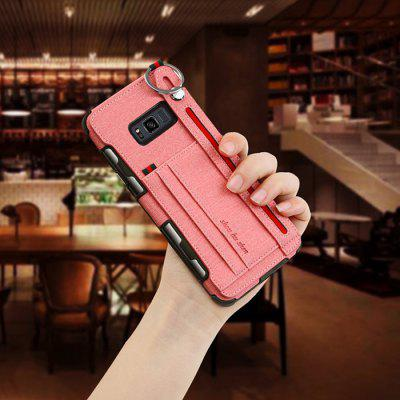 Full Covered PU Phone Case for Samsung Galaxy Note 8