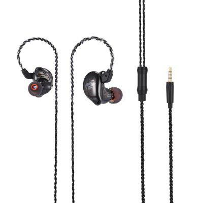 Alfawise V10 HiFi In-ear Stereo 8 Drives Hybrid Headphones