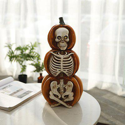 Halloween Pumpkin Night Light Ambient Lamp for Ghost Festival Decoration