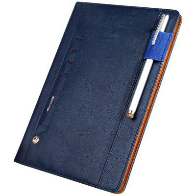 Multi-function Fashion Leather Cover Tablet Case for Samsung Tab A T580 / T585