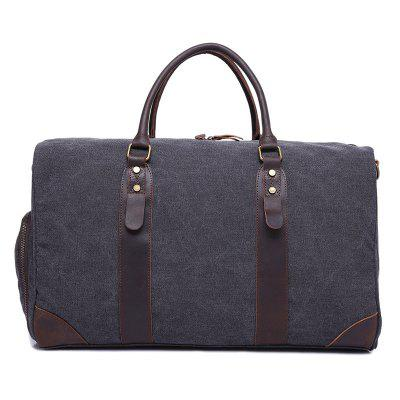 GFAVOR Canvas Traveling Bag Large Capacity Classic