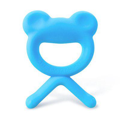 Silicone Teether Baby Teeth Chewing Toy