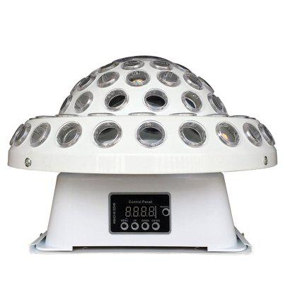 360 Degree Rotating Stage Light with Remote Control