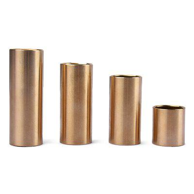 R100 Brass Guitar Slide 4pcs