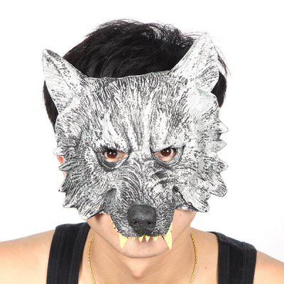 Halloween Party Costume Wolf Head Mask