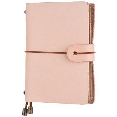 SP1353 Small Retro Business Leather Notebook