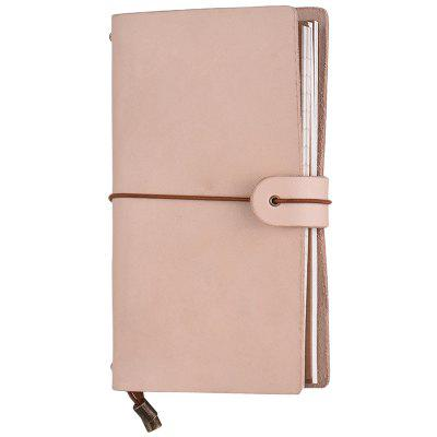 SP1357 Vintage Leather Travel Business Notebook