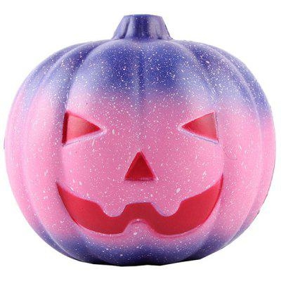 Cute Star Pumpkin Squishy Toy
