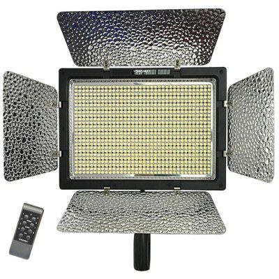 Luz de video LED YONGNUO YN900 con control remoto para cámara de video, temperatura de color ajustable