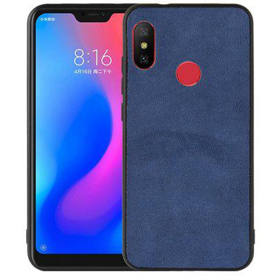 LuanKe Textured Simple Cellphone Case для Xiaomi Redmi Note 6 Pro
