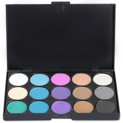 E15 15-color Eye Shadow