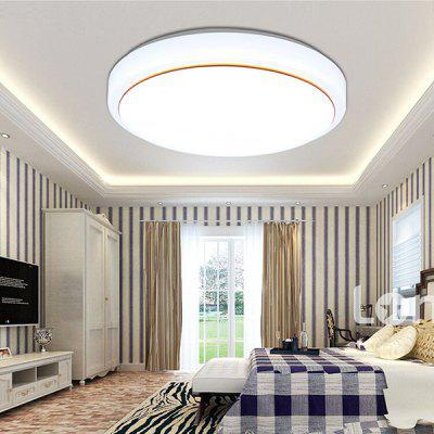 24W Simple Fashionable Acrylic Round Ceiling Light