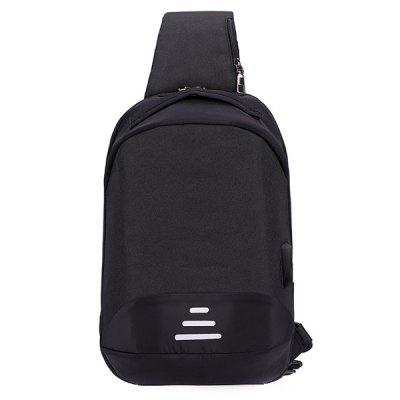 Fashionable Outdoor Casual Chest Bag for Men