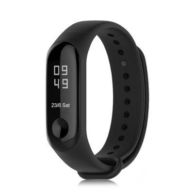 GearBest Coupon: $22.99 Only for Xiaomi Mi Band 3 Smart Bracelet - BLACK