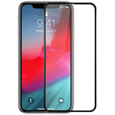 Mrnorthjoe 3D Curved Edge Tempered Glass Screen Protector for iPhone XR
