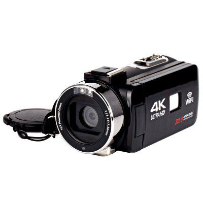 Camcorders 4K 30MP WIFI 3.0 Touch HD Screen Night Video Remote Control
