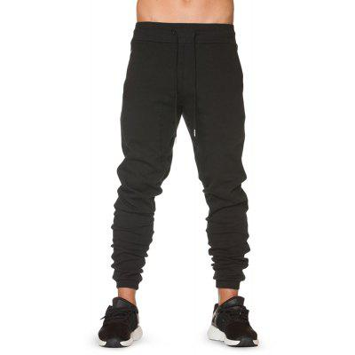 Comfortable Solid Color Pants