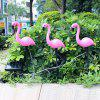 Flamingo Lamp Outdoor Waterproof Solar Light Garden Decoration - PINK