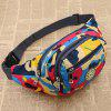 Fashion Waist Bag Cute Fanny Pack - MULTI