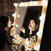 USB Dimmable LED Light for Makeup Mirror - WHITE