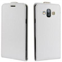 Leather Phone Case for Samsung J7 Duo