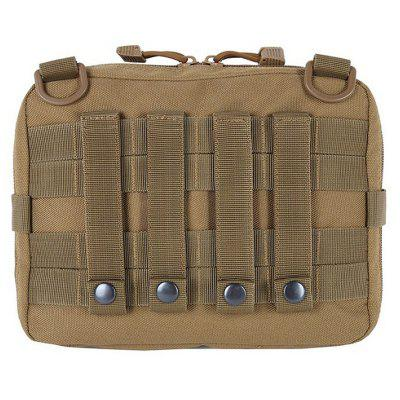 ACU Camouflage MOLLE Multi-function Waist Pack / Medical Kit for Outdoor Events