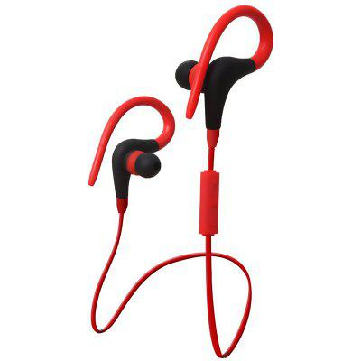 YCH - 01 Super-aural Bluetooth Earphone Wireless Headphone for Sports with Mic
