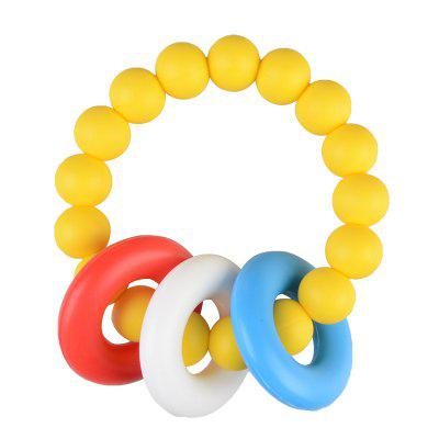 Baby Silicone Bracelet Chew Teether