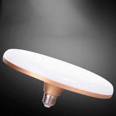 E27 Durable Spaceship Style LED Bulb for Home Use