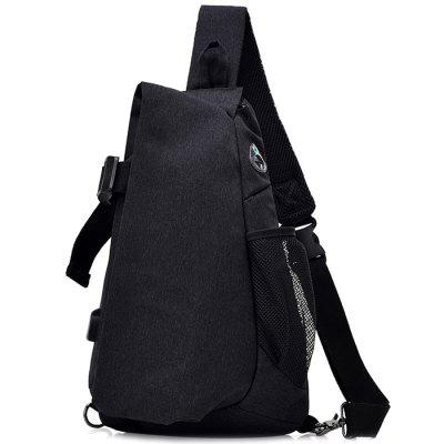 High-capacity Outdoor Leisure Chest Bag For Man
