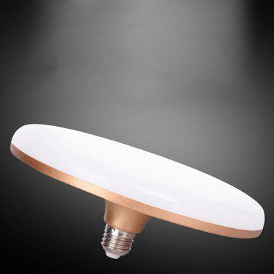 E27 Energy Saving Spaceship Style LED Bulb for Indoor Use