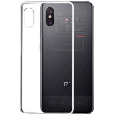 ASLING TPU Soft Phone Cover Case for Xiaomi Mi 8 Pro