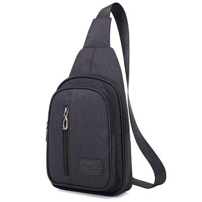 New Men's Outdoor Casual Fashion Chest Bag