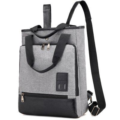 Unisex USB Charging Computer Portable Backpack