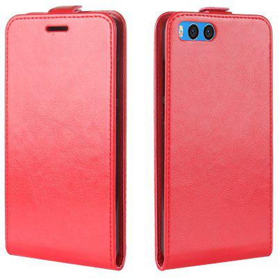 Pull-up Print Phone Wallet Leather Case for Xiaomi Mi Note 3