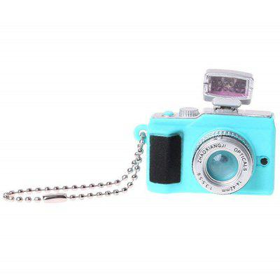 Camera LED Keychains with Sound Flashlight Key Ring