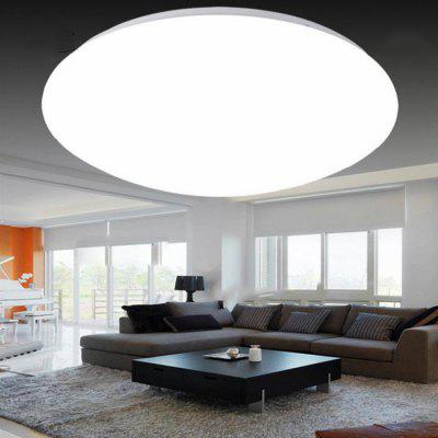Simple Round Shape Stepless Dimming LED Ceiling Light for Home