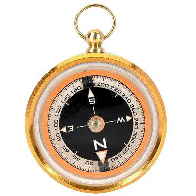 Portable Car Outdoor Metal Compass