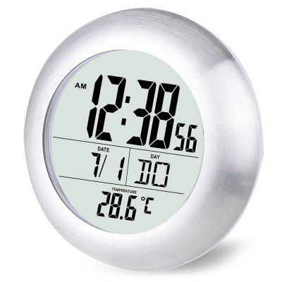 Multi-function Electronic Thermometer Bathroom Clock