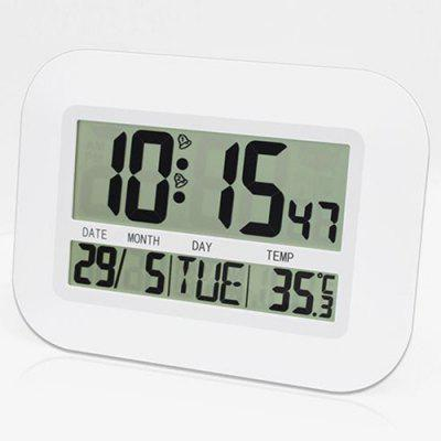 LCD Dispaly Digital Temperature Humidity Weather Station Clock