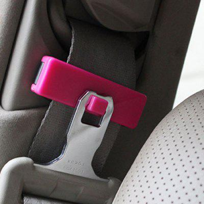 SD - 1409 Car Auto Seat Belt Clip Adjustable Safety Locking Stopper Extender 2pcs