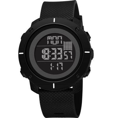 PANARS Digital Watch with Plastic Band
