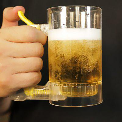 Kreatywny Bubble Foaming Beer Mug na Party Bar