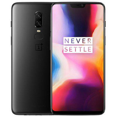 Refurbished OnePlus 6 A6000 4G Phablet 6.28 inch International Version
