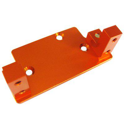 Alloy Aluminum Servo Plate Mount for RC Hobby Model Car 1:10 Hsp Hispeed 94180 Rock Crawler Parts