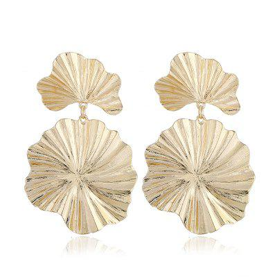 Women Earrings Leaf Fashion