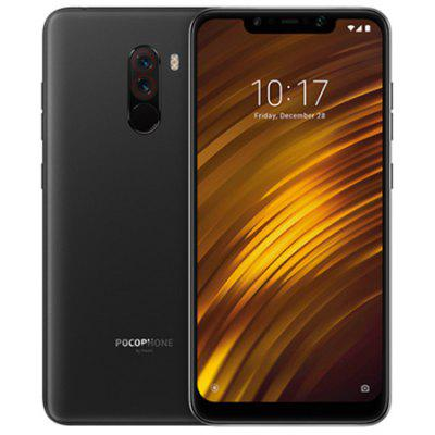 Xiaomi Pocophone F1  Global Version - GRAPHITE BLACK 6+128GB