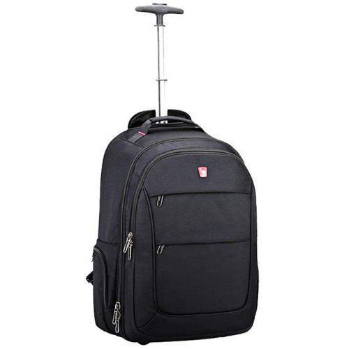 d59cd51a7dc3 OIWAS OCB4318 Trolley Backpack Luggage Rolling Travel Bag Business Wheels  Suitcase