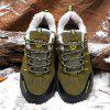Men's Casual Hiking Shoes for Outdoor Travel - ARMY GREEN